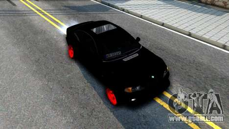 BMW 3-er E46 for GTA San Andreas right view