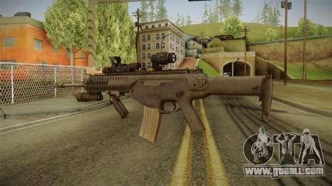 ARX-160 Tactical Expert for GTA San Andreas third screenshot