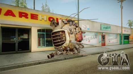 Fallout New Vegas - ED-E v1 for GTA San Andreas