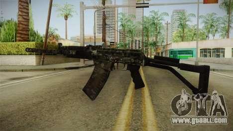 Survarium - VEPR Camo for GTA San Andreas second screenshot