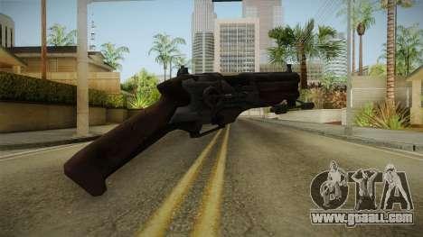 Dishonored - Corvo Gun for GTA San Andreas third screenshot