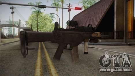 ARX-160 Tactical Elite for GTA San Andreas