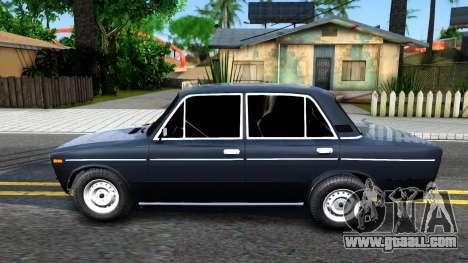 VAZ 2106 v1 for GTA San Andreas