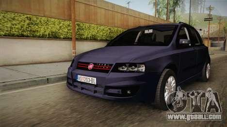 Fiat Stilo for GTA San Andreas right view