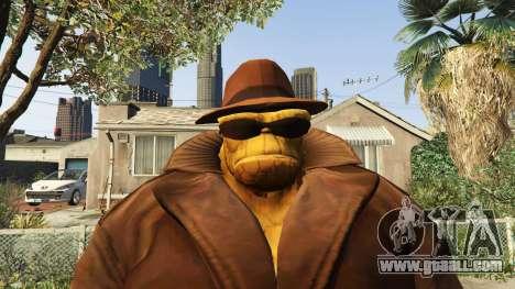 GTA 5 The Thing Incognito third screenshot