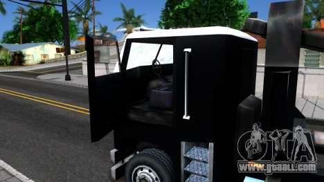 Hauler Packer for GTA San Andreas