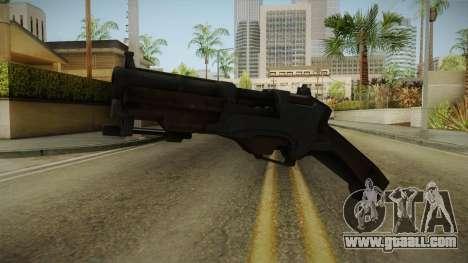 Dishonored - Corvo Gun for GTA San Andreas second screenshot