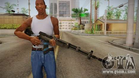 Battlefield 4 - SKS for GTA San Andreas third screenshot