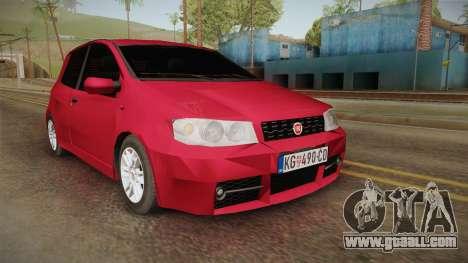 Fiat Punto Mk2 for GTA San Andreas