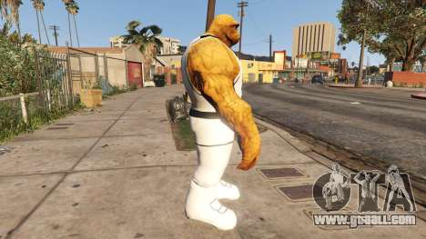 GTA 5 The Thing Future Foundation second screenshot