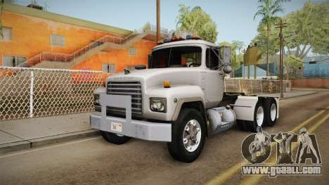 Mack RD690 Tractor 1992 v1.0 for GTA San Andreas