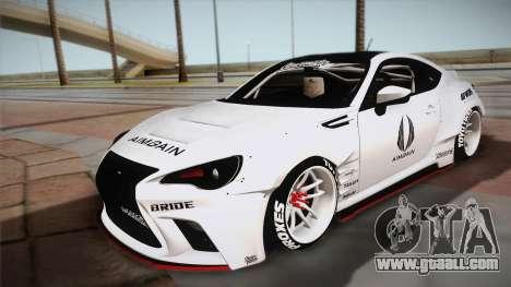 Scion FR-S Aimgain for GTA San Andreas