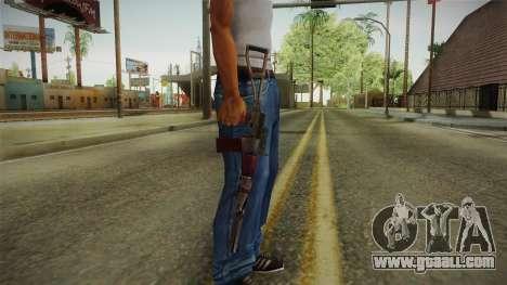 Battlefield 4 - AS Val for GTA San Andreas third screenshot