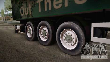 ONEXOX Trailer for GTA San Andreas back view