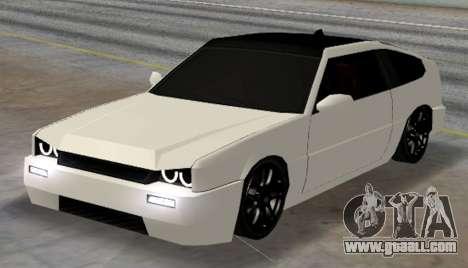 Blista Compact Gybrid for GTA San Andreas
