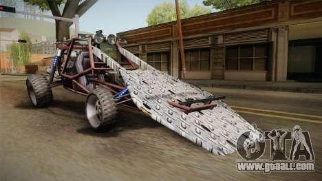 Bandito Ramp Car for GTA San Andreas