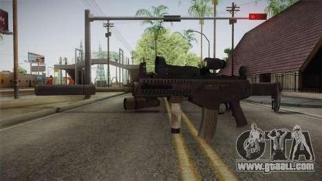 ARX-160 Tactical Elite for GTA San Andreas second screenshot