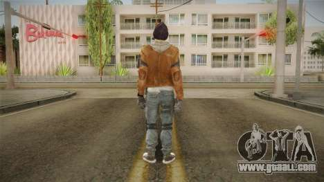 The Division - Agent Ryan v2 for GTA San Andreas third screenshot