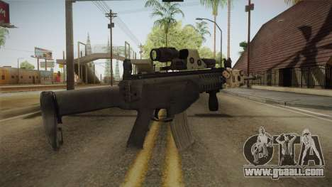 ARX-160 Tactical v3 for GTA San Andreas third screenshot