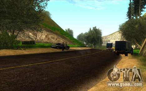 Life situation 5.0 for GTA San Andreas forth screenshot