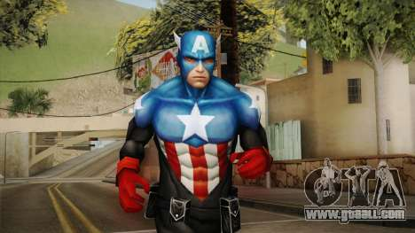 Marvel Future Fight - Winter Soldier (CA) for GTA San Andreas