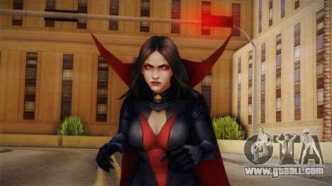 Marvel Future Fight - Satana for GTA San Andreas