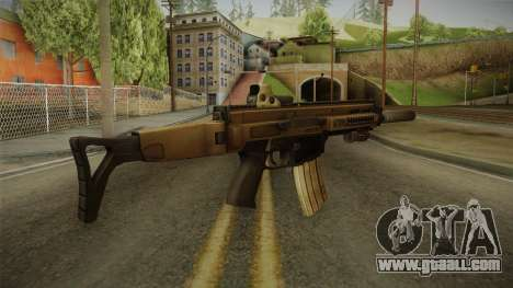 Battlefield 4 - CZ-805 for GTA San Andreas second screenshot