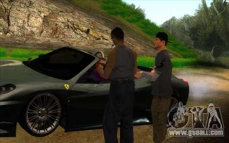 Life situation 5.0 for GTA San Andreas third screenshot