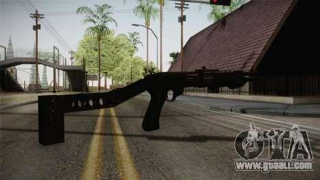 Remington 870 Silver for GTA San Andreas second screenshot