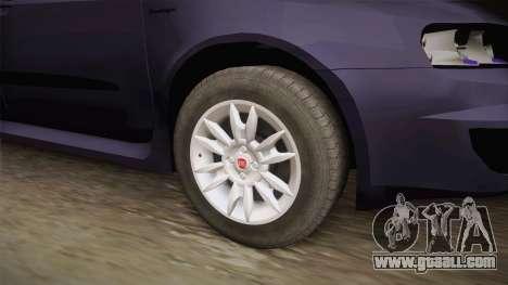 Fiat Stilo for GTA San Andreas back view