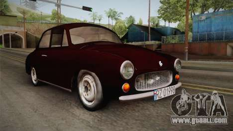 FSM Syrena 105 for GTA San Andreas