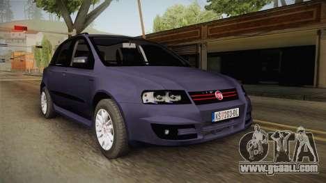 Fiat Stilo for GTA San Andreas