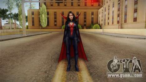 Marvel Future Fight - Satana for GTA San Andreas second screenshot