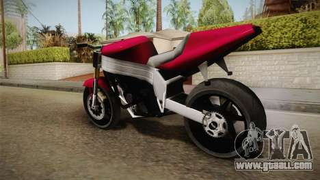 FCR-900 4Stunters for GTA San Andreas