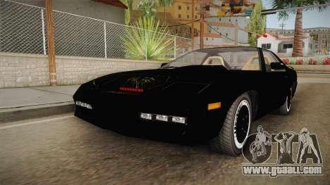 GTA 5 Imponte Ruiner 2000 for GTA San Andreas back left view