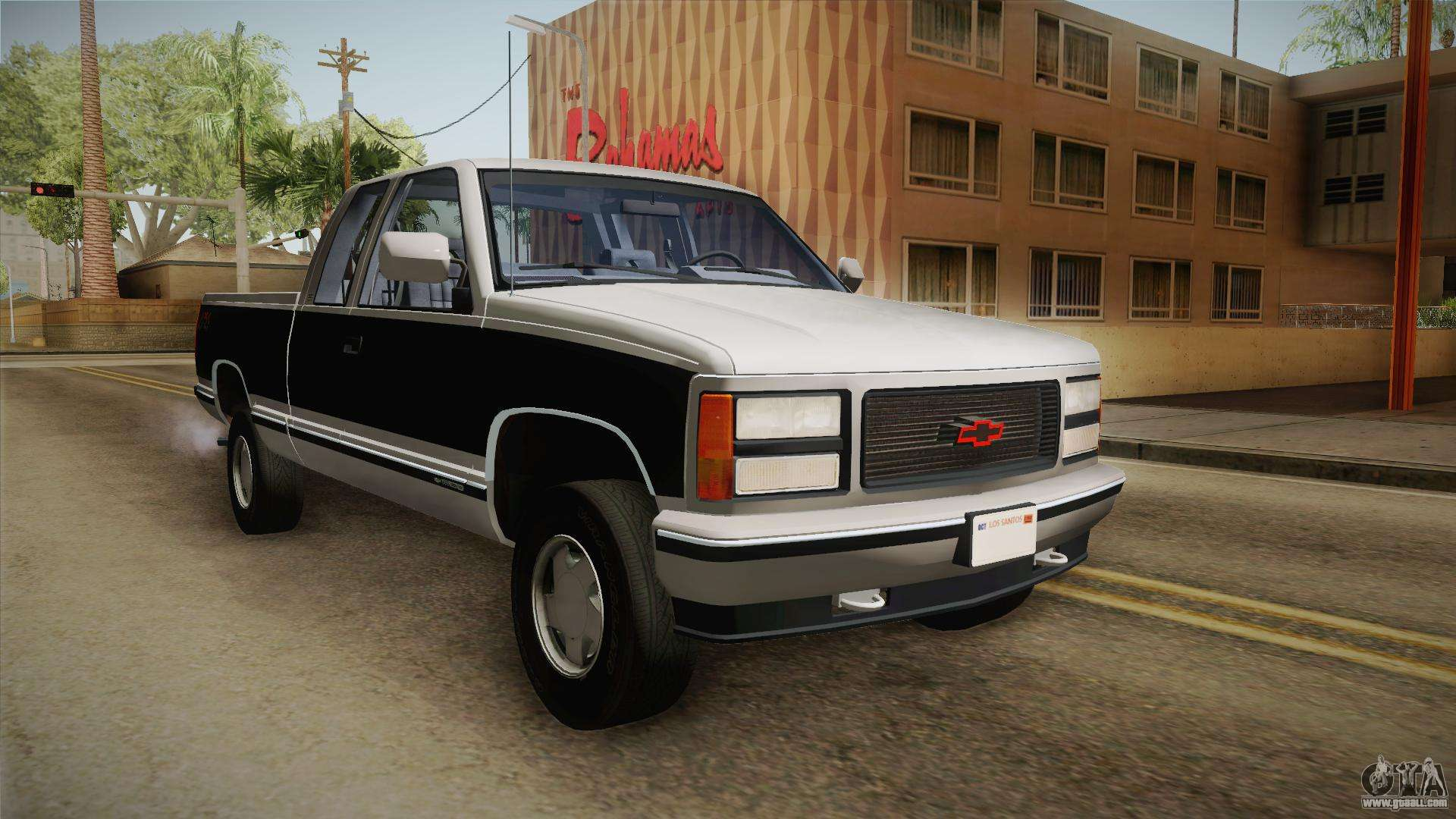 Chevrolet Silverado 1992 for GTA San Andreas
