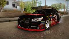 Chevrolet SS Nascar 3 Dow 2017 for GTA San Andreas