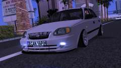 Hyundai Accent - Ecan Yapim for GTA San Andreas
