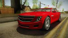 GTA 5 Albany Alpha Sedan IVF