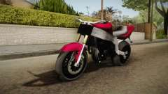 FCR-900 4Stunters for GTA San Andreas