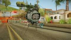 Fallout New Vegas DLC Lonesome Road - ED-E v4 for GTA San Andreas
