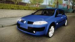 Renault Megane Hatchback Dynamique for GTA San Andreas