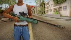 Battlefield 4 - SV-98 for GTA San Andreas