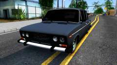 VAZ 2106 grey for GTA San Andreas