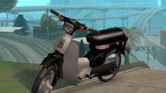 Honda Super Cub Modified V.2 for GTA San Andreas