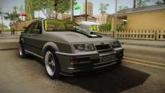 Ford Sierra RS500 Cosworth Drag for GTA San Andreas