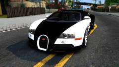 Bugatti Veyron NFS HP Police for GTA San Andreas