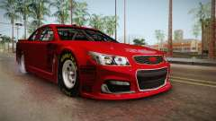 Chevrolet SS Nascar 42 Target 2017 for GTA San Andreas