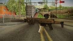 Battlefield 4 - CZ-805 for GTA San Andreas