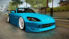 Honda S2000 CamberKing for GTA San Andreas